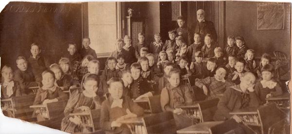Central School, 1892