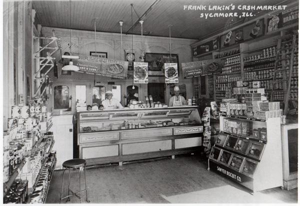 Frank Larkin's Cash Market