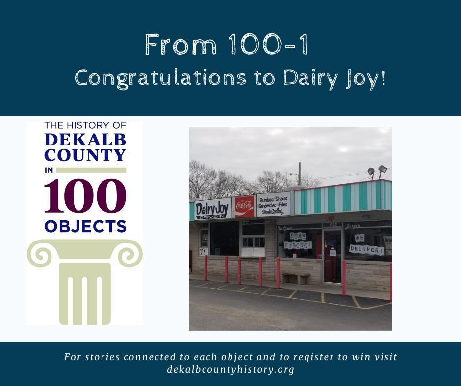 Champion Object - Dairy Joy