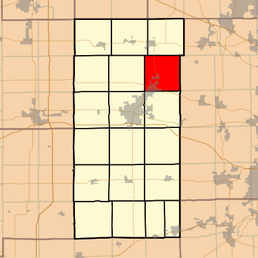 Sycamore Township Map