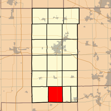 Victor Township Map
