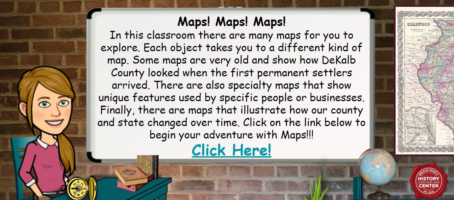 MAPS Google Classroom