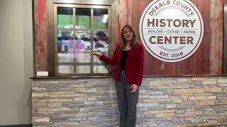 History Center Lobby